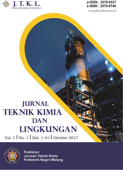 JTKL Vol.1 No. 1 Cover
